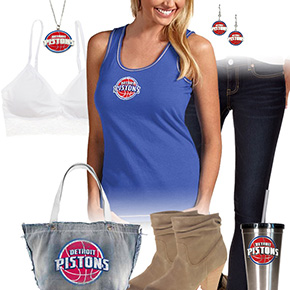 Trendy Chill Pistons Fan
