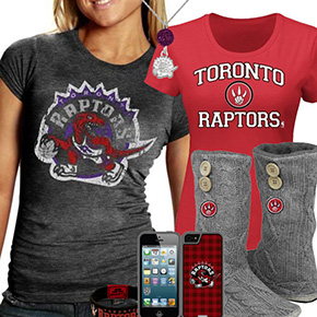 Toronto Raptors Fan Gear