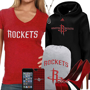 Houston Rockets Fan Gear