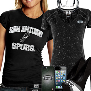 San Antonio Spurs Fan Gear
