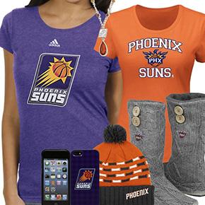 Phoenix Suns Fan Gear