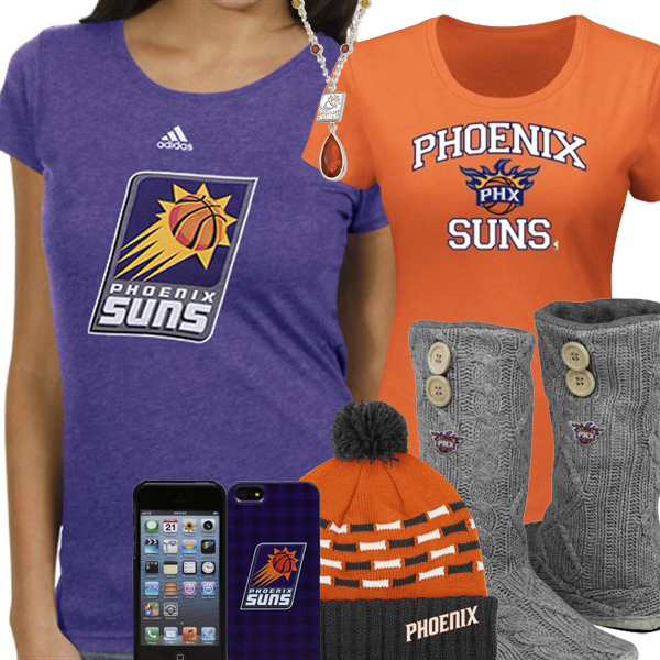 Cute Suns Fan Gear