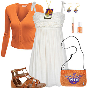 Phoenix Suns Springtime Sweetheart