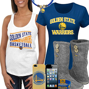 Golden State Warriors Fan Gear