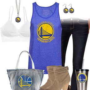 Trendy Chill Warriors Fan