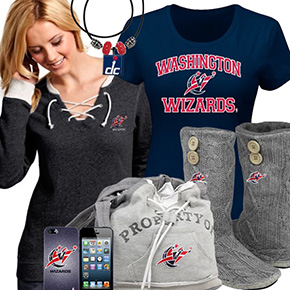 Washington Wizards Fan Gear