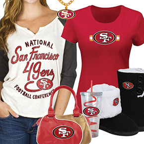 San Francisco 49ers Fan Gear