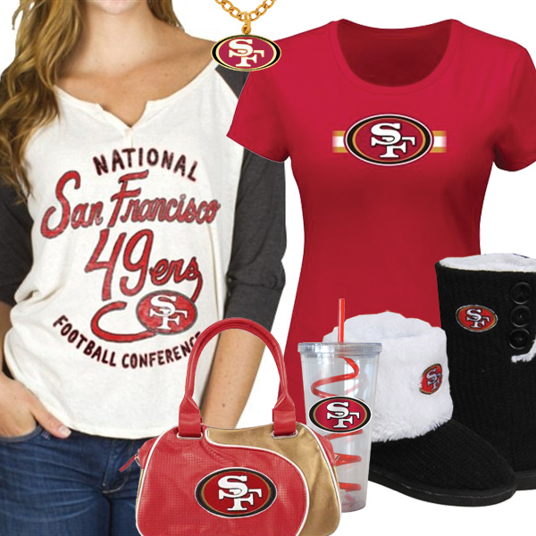 Cute 49ers Fan Gear