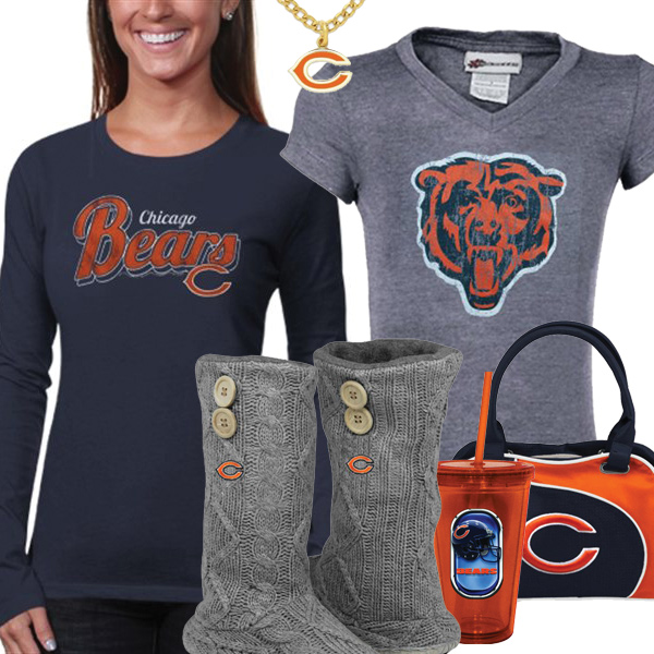 6d58f854c4a Chicago Bears NFL Fan Gear