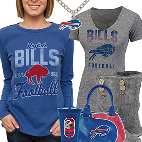 Buffalo Bills Fan Gear