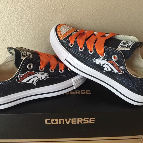 Converse, Denver Broncos Converse Sneakers