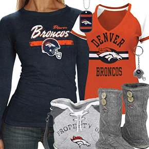 Denver Broncos Fashion