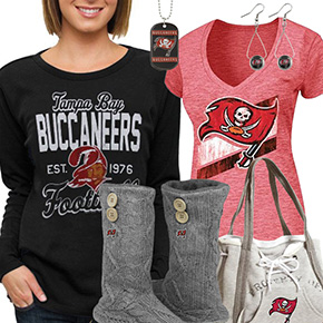 Tampa Bay Buccaneers Fashion