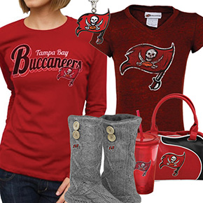 Tampa Bay Buccaneers Fan Gear