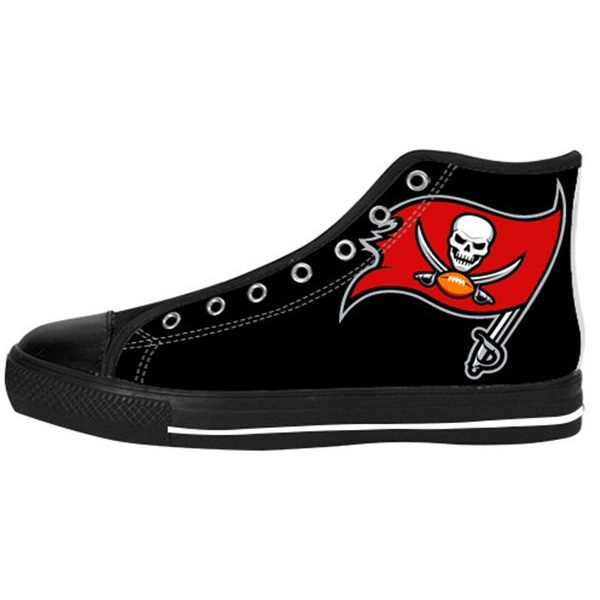 Tampa Bay Buccaneers Converse Shoes