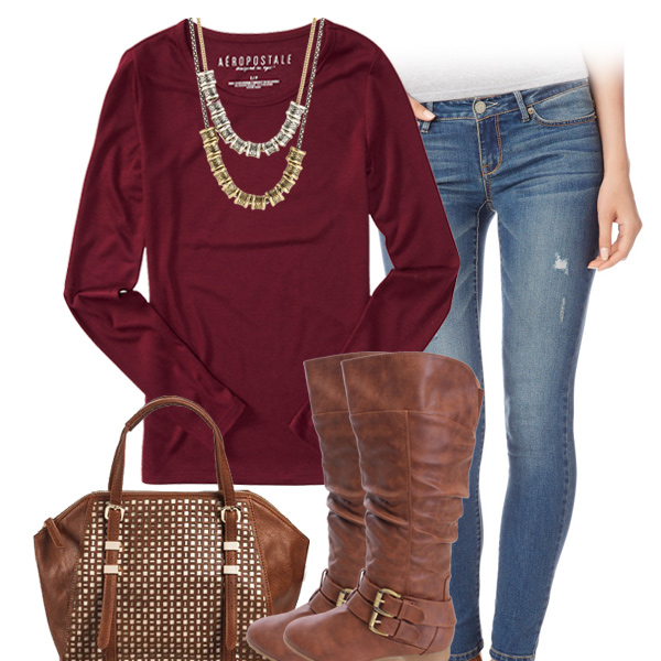 Arizona Cardinals Inspired Outfit