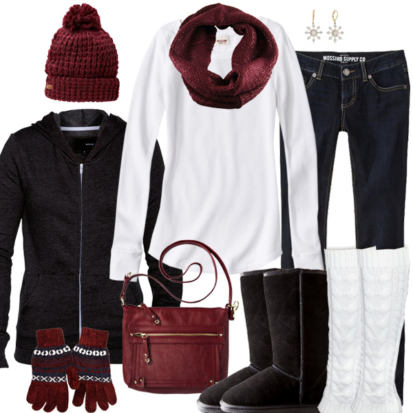 Arizona Cardinals Inspired Winter Fashion