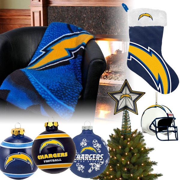 Merry Christmas Charger Fans The Official Los Angeles