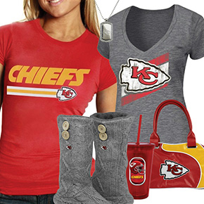 Kansas City Chiefs Fan Gear