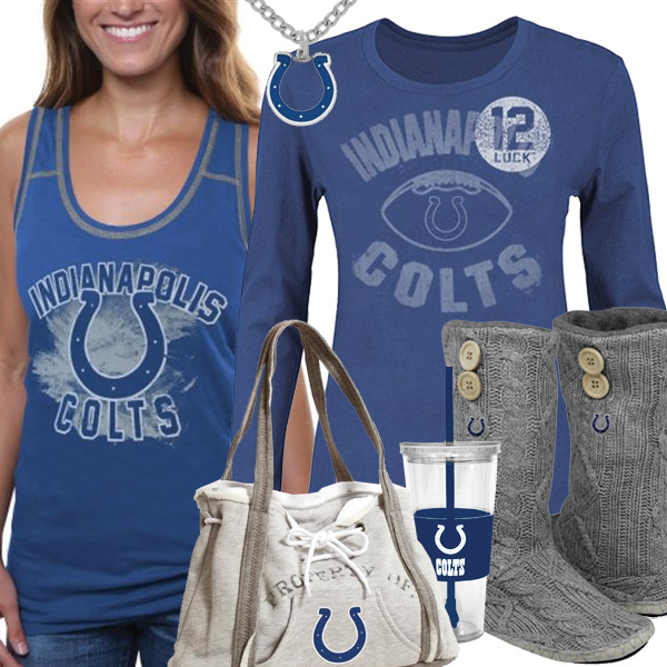 Cute Colts Fan Gear