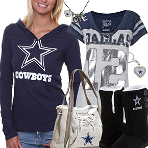 Dallas Cowboys Fashion