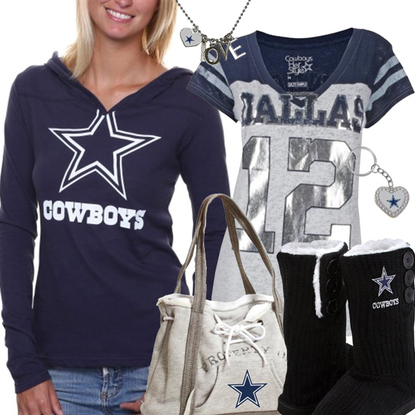 Cute Cowboys Fan Gear