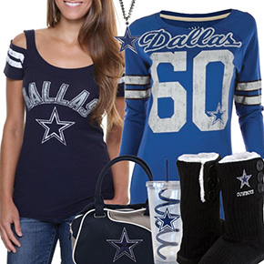 Dallas Cowboys Fan Gear