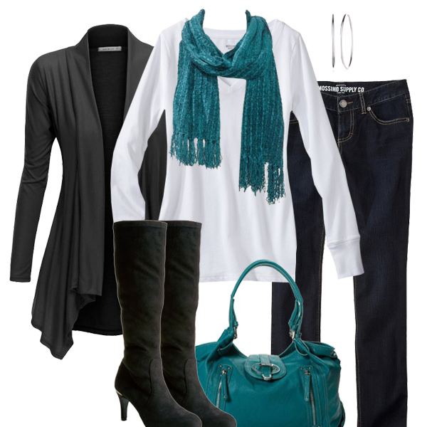 Philadelphia Eagles Inspired Fall Fashion