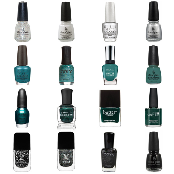 Philadelphia Eagles Nails, Philadelphia Eagles Nail Polish Colors