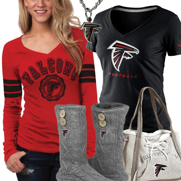 Cute Falcons Fan Gear