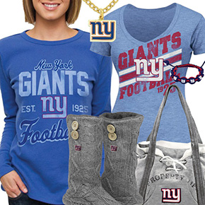 New York Giants Fashion