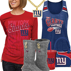 New York Giants Fan Gear