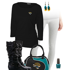 Jacksonville Jaguars Leggings Love