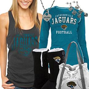 Jacksonville Jaguars Fashion