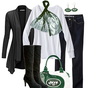 New York Jets Fall Fashionista