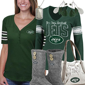 New York Jets Fashion