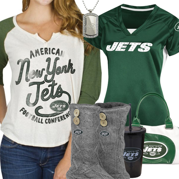 New York Jets NFL Fan Gear a9b9506e5
