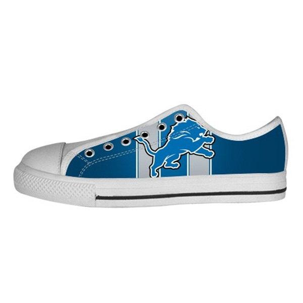 Detroit Lions Converse Shoes