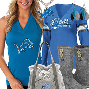 Detroit Lions Fashion