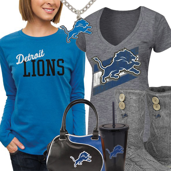 Cute Lions Fan Gear