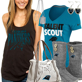 Carolina Panthers Fashion