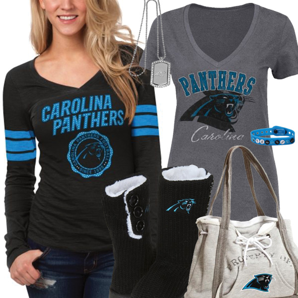a9e965283c4 Shop For Carolina Panthers Sweatshirts, T-shirts, Panthers Jewelry