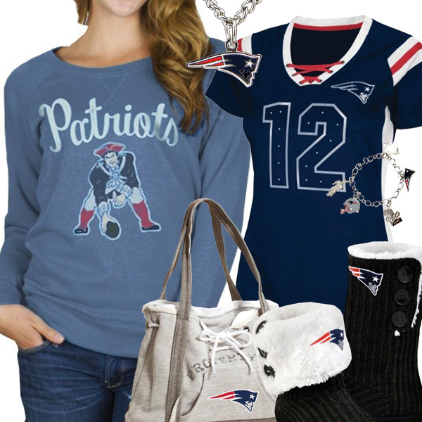 Cute Patriots Fan Gear