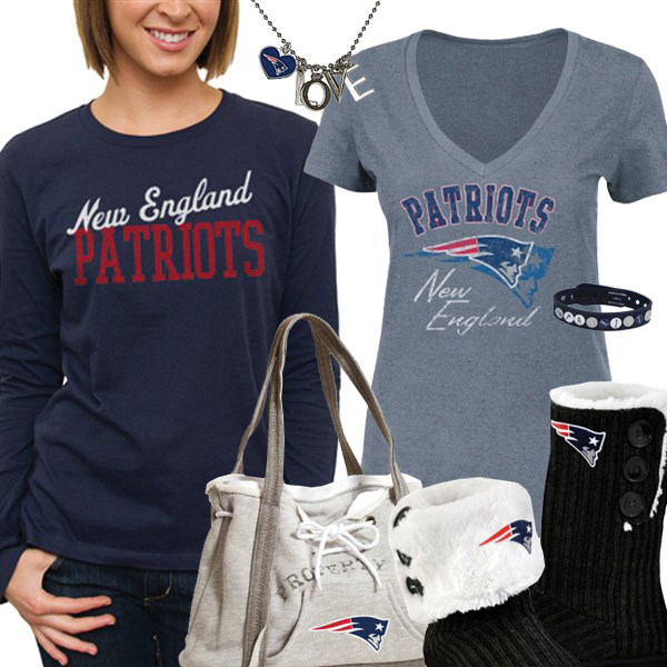4adfd776877 Cute Patriots Fan Gear. Click here to shop New England ...