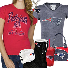 New England Patriots Fan Gear