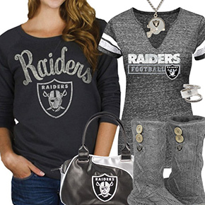 Oakland Raiders Fashion