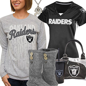 Oakland Raiders Fan Gear