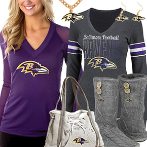 Baltimore Ravens Fashion