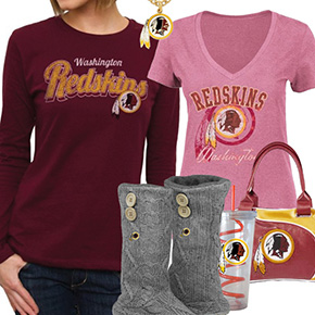 Washington Redskins Fan Gear