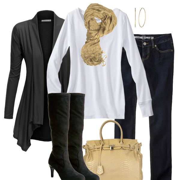 New Orleans Saints Inspired Fall Fashion